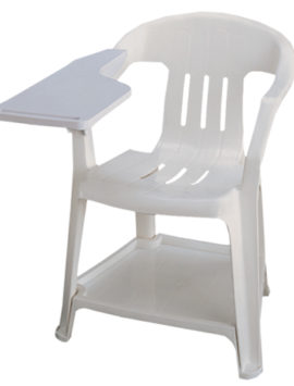 Silla universitaria cb